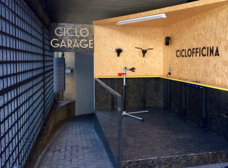 Toolbox Coworking - Ciclogarage - Ciclofficina